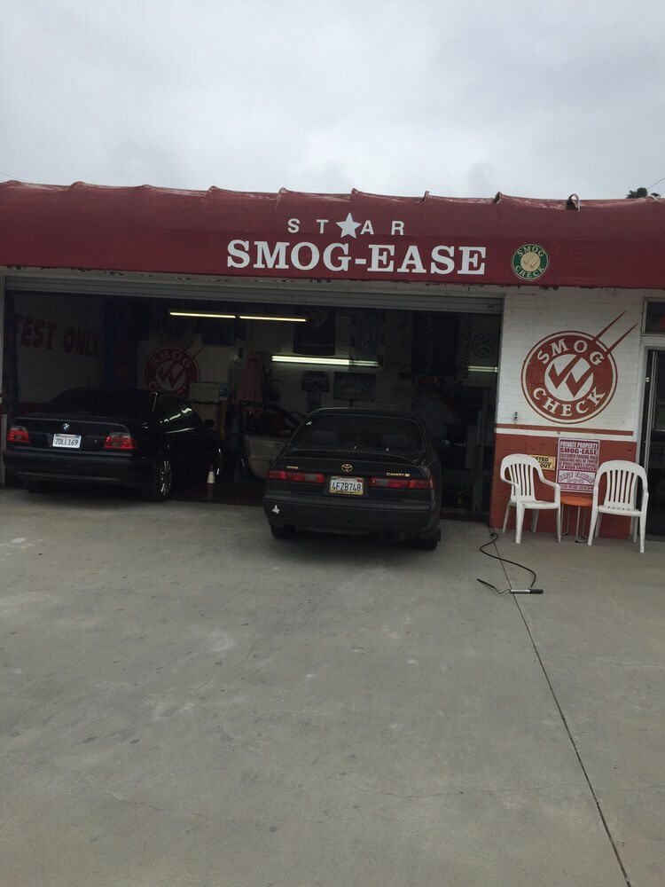 Smog Check History >> Smog Check Ease Star Certified Smog Test Only Station